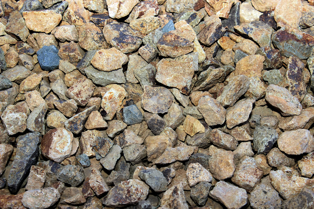 Wholesale eldorado gold decorative landscaping rock for Decorative landscaping rocks
